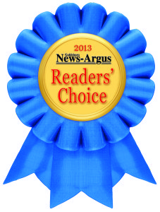 2013 Readers' Choice Award Winner
